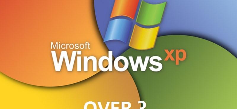 A Windows XP kivégzése enyhítette a pc-piac kínjait