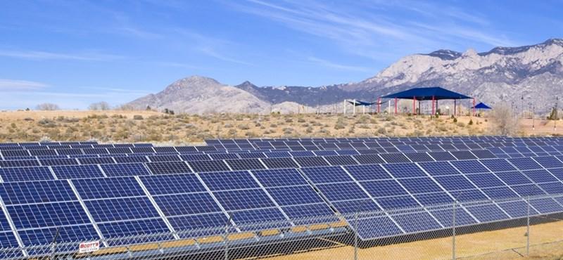 Egyenesen a hálózatra kötik Európa legnagyobb napelemtelepét