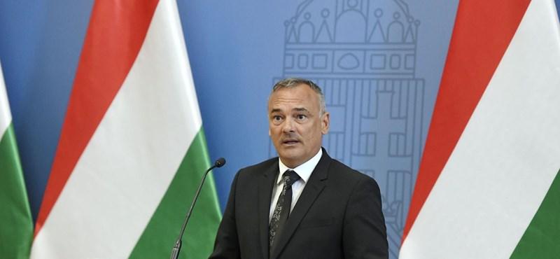 A Fidesz szerint Borkai magánügye a szexvideó-ügy