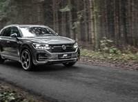 Hegyeket mozgat meg: 500 lóerős dízelmotor az új VW Touaregben