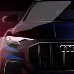 5,2 méteres óriás lesz az Audi Q9