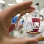 Optikai fellegvár – Napi 20.000 szemüveglencse készül Mátészalkán