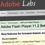 Letölthető a Flash Player 11.2 beta 2 és az Adobe AIR 3.2 beta 2 is!