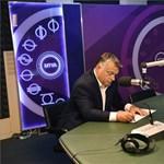 """Orbán: """"Mi azt mondjuk, hogy nem engedünk be senkit"""""""