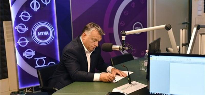 Orbán: A liberális demokrácia kiürült, új vezéreszmére van szükség