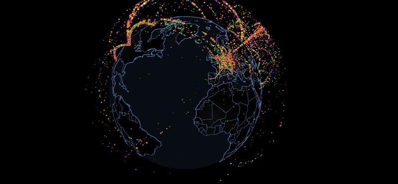 Mindenki mindenkivel: ütős animáció a világkereskedelemről