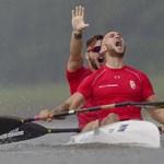 Éremeső a kajak-kenu világbajnokságon: két arany, egy ezüst eddig a magyarok mérlege