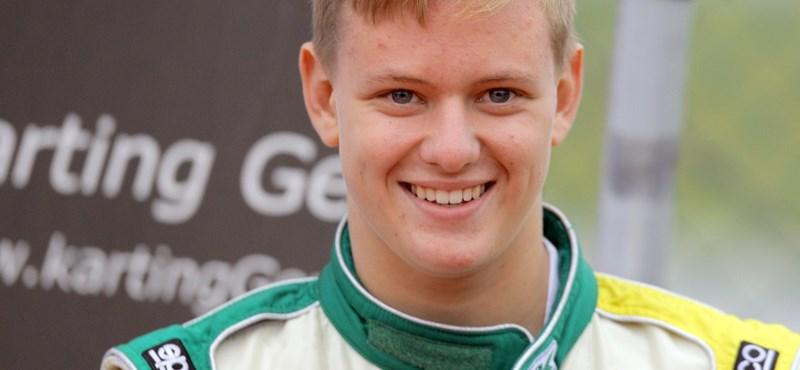 Kicsúszással kezdett Schumacher fia a Forma-4-ben