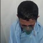 Mindent elmond a szíriai háborúról ennek a kisfiúnak a fájdalma – videó 18+
