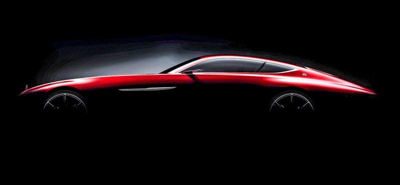 Újabb ízelítő érkezett a gigantikus Mercedes-Maybachról - videó