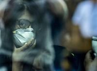 Másodszor is elkapta a koronavírust egy nő Dél-Koreában