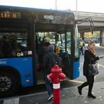 A hétfő reggeli csúcsban közepesre vizsgázott a dél-pesti metrópótlás