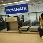 Valami nincs rendben a Ryanair rendszerében