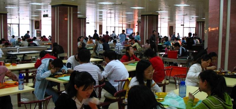 Egy jó állásért akár kés alá is feküdnének a kínai egyetemisták