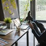 A home office a legnagyobb magyar cégeket is megosztja