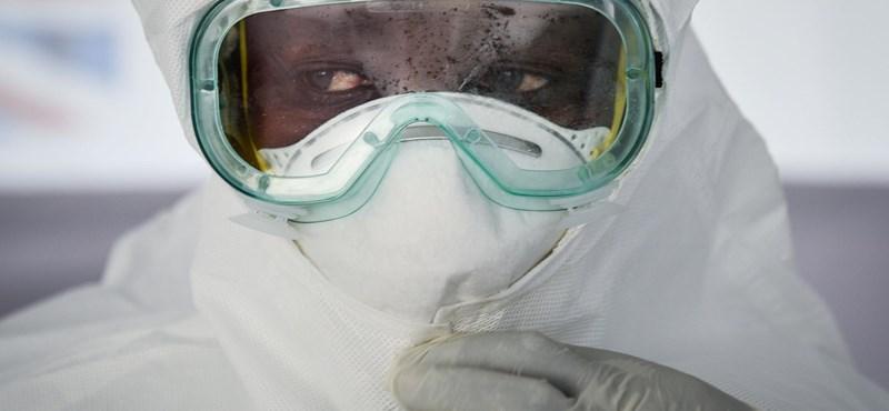 Terjed az ebola is