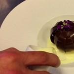 Videó: Virágként nyílik ki egy portugál séf desszertje