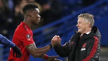 Lenullázta a Chelsea-t, nyolc között a Man United - videó