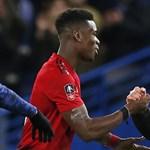 Lenullázta a Chelsea-t, nyolc között a Man United – videó