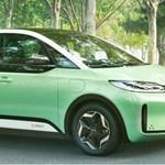 Megjött a Volkswagen ID.3-ra feltűnően hasonlító kínai klón