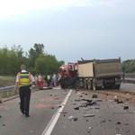 Nem volt jogosítványa a Ceglédbercelnél balesetet okozó román sofőrnek