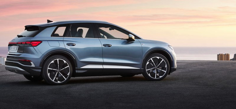 In Hungary, Audi's cheapest electric car is the new Q4 e-tron