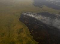 Műholdról vigyáznának az amazóniai erdőre a brazilok