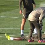Összeesett Dembele az Atlético edzésén