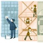 A munka ünnepe: a maszkban dolgozó munkás ma a sztár a Google kereső főoldalán
