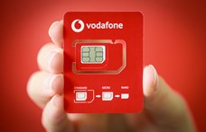 Megfelezi a SIM kártyákat a Vodafone