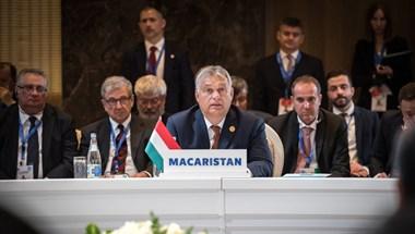 """""""Keleti partnerség"""" - Orbán egy rakás új fotót tett ki a bakui útjáról"""