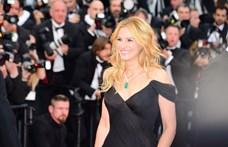 """Julia Roberts """"lyukait"""" dicsérte meg véletlenül egy New York-i lap"""