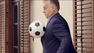 Orbán Viktor összefüggést lát Trianon és a magyar foci között