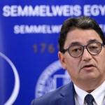 Merkely Béla: Ha két hónap alatt be lehetne oltani a lakosságot, akkor májustól mind biztonságban lehetnénk