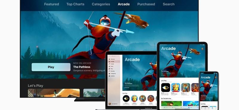 Hatalmas összeget költ el az Apple, hogy sikeres legyen a videojátékos platformja