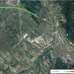 Halálos kamionbaleset az M1-esen, Tatabányánál lezárták a fél útpályát