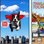 Tucatnyi iPhone-alkalmazás fotókhoz a Facebookra