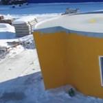 Egy nap alatt nyomtattak ki 3D-ben egy házat