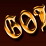 Photoshop: Az arany betűk titka!