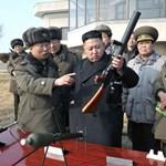 Megint atombombával fenyegetőzik Észak-Korea, a célpontokat is megjelölték