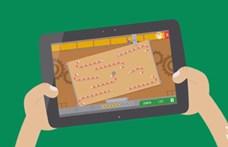 Frissített a Google, hogy ön szórakozva tanulhasson programozni is