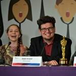 Kinyílt az út Hollywood felé az Oscar-díjas Deák Kristóf előtt
