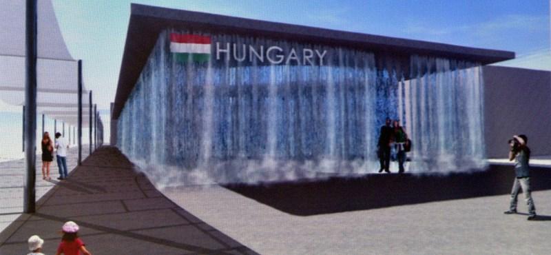 Három magyar expópavilon közül lehet választani - látványtervek