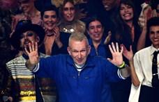 Ez volt Jean-Paul Gaultier utolsó show-ja