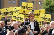 Új skót függetlenségi népszavazást akar a miniszterelnök 2021-ig