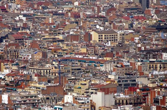 Barcelona - Favela