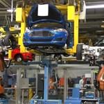 Videó: másfél percenként kész egy új Ford
