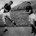 E napon volt a focivébé döntője 1954-ben – és a magyarok voltak az esélyesek