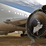 Fókuszpont: kísérteties repülőgép-temető a Mojave sivatagban