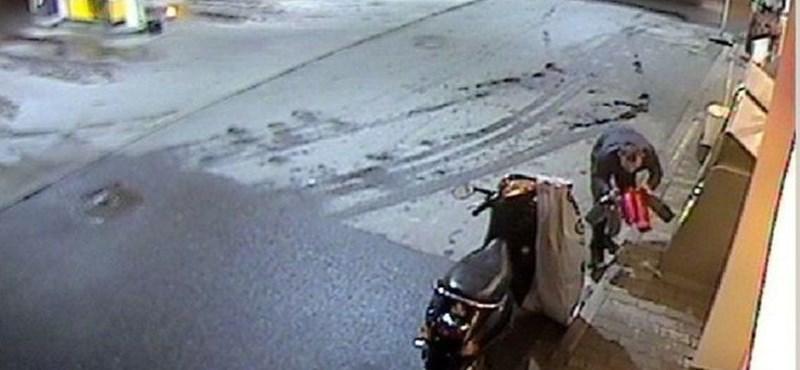 Fotókon a benzinkúti tolvaj – segíthetünk elkapni